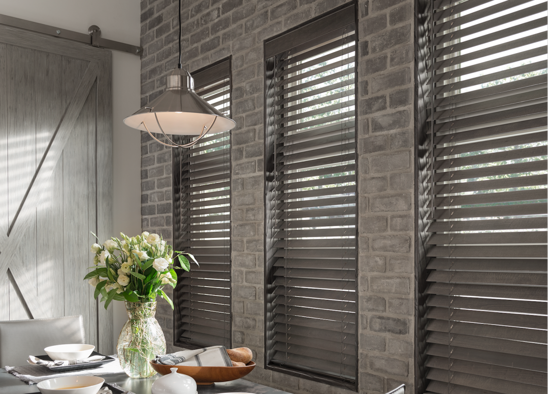 Wood Faux Wood Blinds The Best Shades